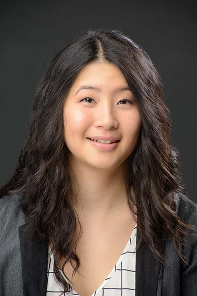 portrait view of Dr. Stephanie Luk